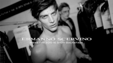 ERMANNO-SCERVINO-•-Men's-FW1516-Backstage-Show-