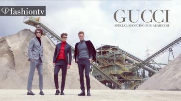 GUCCI-•-FW-2015-SPECIAL-SHOOTING-_-FashionTV