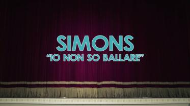 Simons---Io-Non-So-Ballare