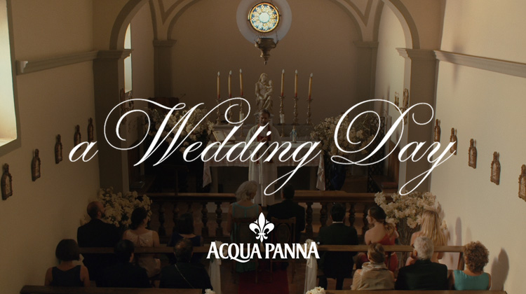 A WEDDING DAY • Acqua Panna_Copertina_small
